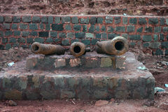 Cannons Royalty Free Stock Image