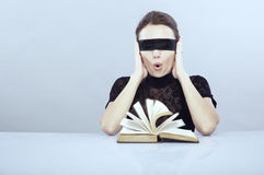 Cannot see and hear Royalty Free Stock Image
