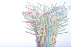 Cannucce Multicoloured Fotografie Stock Libere da Diritti