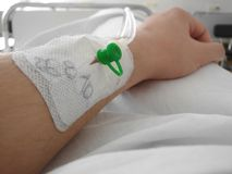 Cannula Stock Foto's