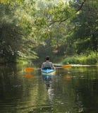 Canoa imagens de stock
