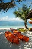 Canoa Foto de Stock