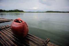 Canoa. Fotografía de archivo