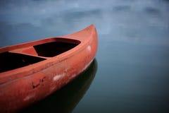 Canoa. Foto de archivo libre de regalías