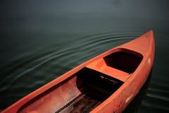 Canoa. Fotos de archivo