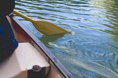 Canoa Fotografía de archivo libre de regalías