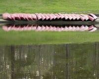 Canoa Immagini Stock Libere da Diritti