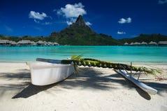 Canoa de guiga Fotos de Stock
