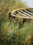 Canoa di estate fotografie stock