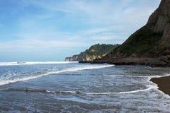 Canoa Ecuador Arkivbilder
