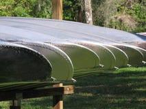 Canoas Imagens de Stock