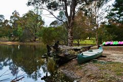 canoas fotos de archivo