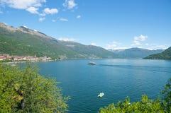 Canobbio,Lake Maggiore,Lago Maggiore,Italy Royalty Free Stock Photography