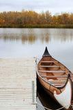 Canoe Stock Image