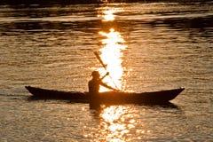 Canoe Royalty Free Stock Images