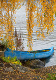 Canoe. Royalty Free Stock Images