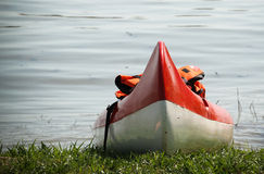 Canoe Royalty Free Stock Photography