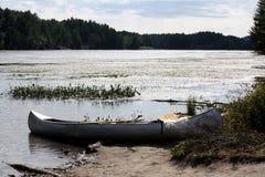 Canoe Beauty Stock Photo