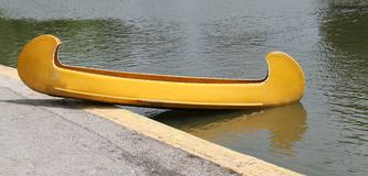 Canoe Boat. Stock Photography