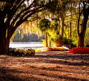 Canoe Stock Images