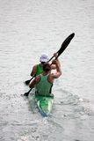 Canoe and Kayak Italian Championships Royalty Free Stock Images