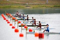 Canoe and Kayak Italian Championships Stock Image