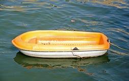 Canoe of rescue Stock Image