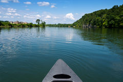 Canoe Ride Royalty Free Stock Images