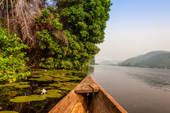 Free Canoe Ride In Africa Stock Photos - 38479703