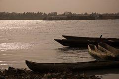 Canoe a St. Louis Fotografia Stock