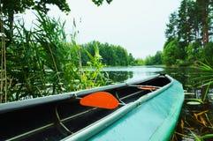 Canoe Royalty Free Stock Photography