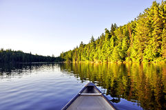Canoe trip. Stock Photos