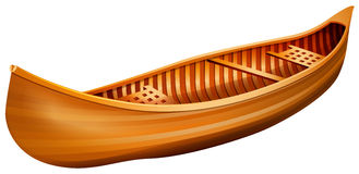 Canoe Royalty Free Stock Photo