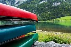 canoes Immagine Stock Libera da Diritti