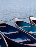 Canoes Royalty Free Stock Photos
