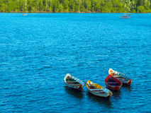 canoes Fotografia de Stock Royalty Free