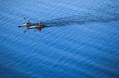 Canoes Royalty Free Stock Photos