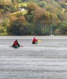 Canoess Stockfoto