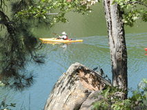 Canoing Stock Images