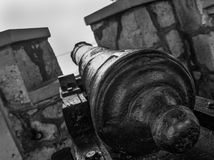 Canon στην Τζαμάικα Στοκ εικόνα με δικαίωμα ελεύθερης χρήσης