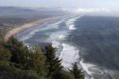 canon Орегон пляжа Стоковые Фото