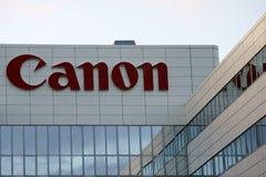 Canon Amsterdam Stock Photo