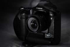 Canon, Apparatus, Photo, 1D Royalty Free Stock Photos