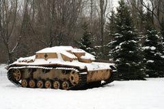 Canon automoteur StuG 40 Aust d'assaut. G Photographie stock