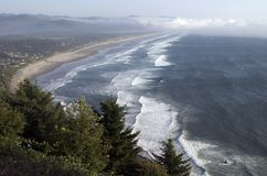 Canon Beach, Oregon Stock Photos