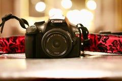 Canon buntownika T3 Zdjęcie Stock