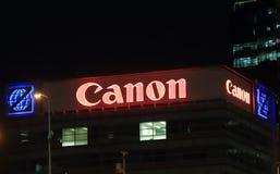 Canon camera Stock Image