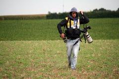 Canon Camera Royalty Free Stock Photography