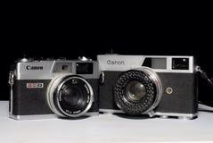 Canon Canonet Royaltyfri Fotografi