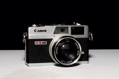 Canon Canonet QL17 Arkivbild